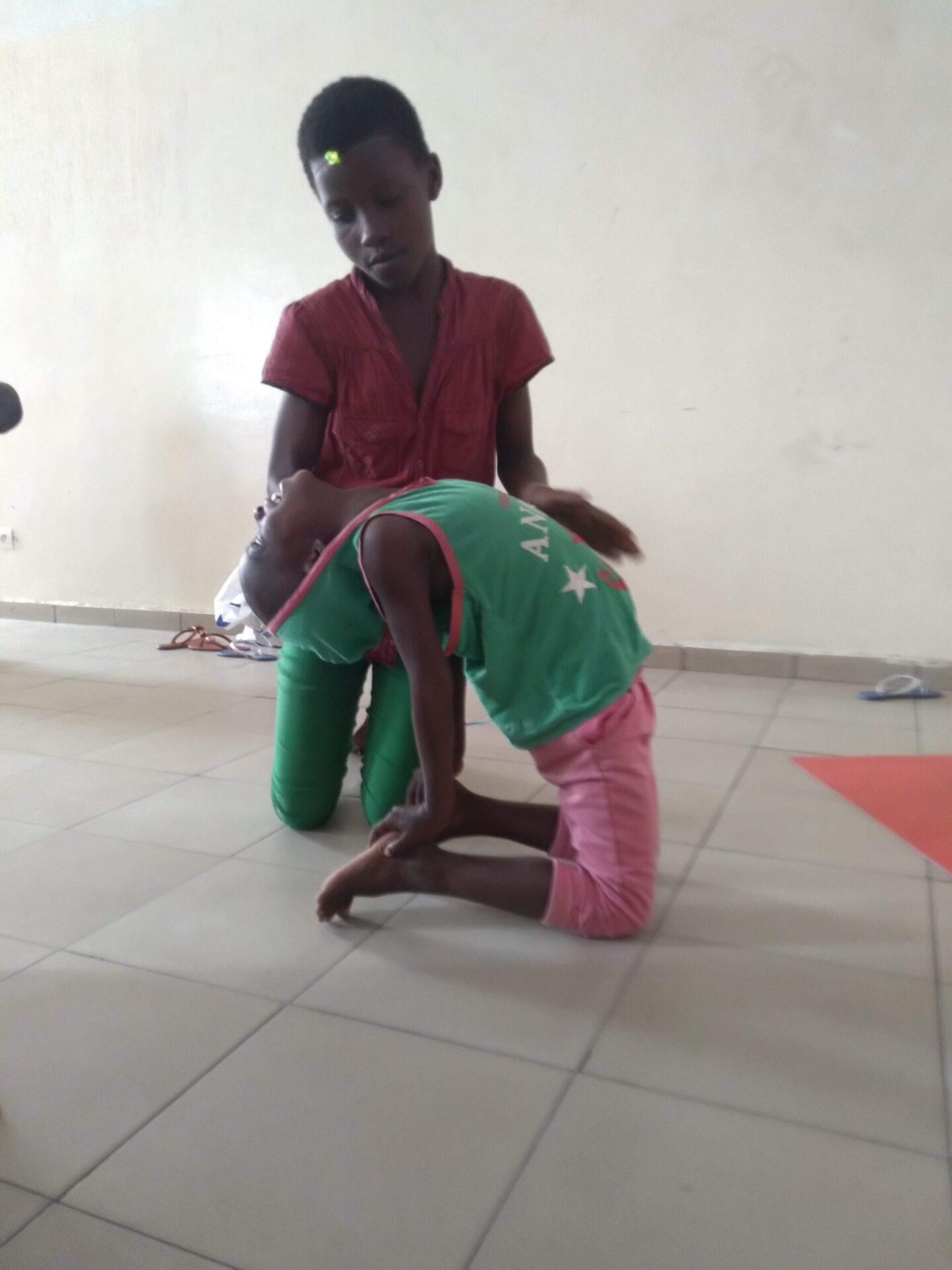 boutique yogafrica niyamas