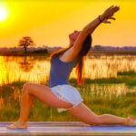 stephanie benevolat niyamas yoga africa ngo